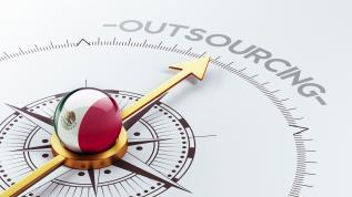 "Mexico""n High Resolution Outsourcing Concept"