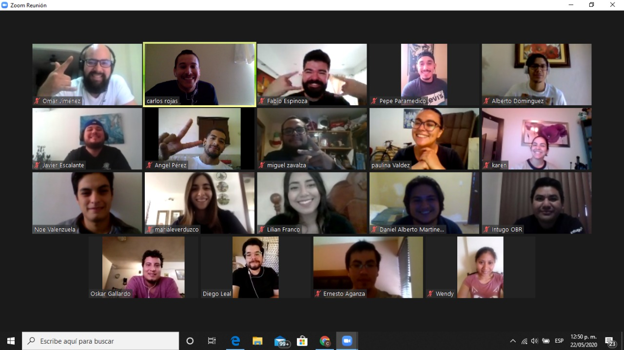 Intugo Recruiters Zoom Meeting
