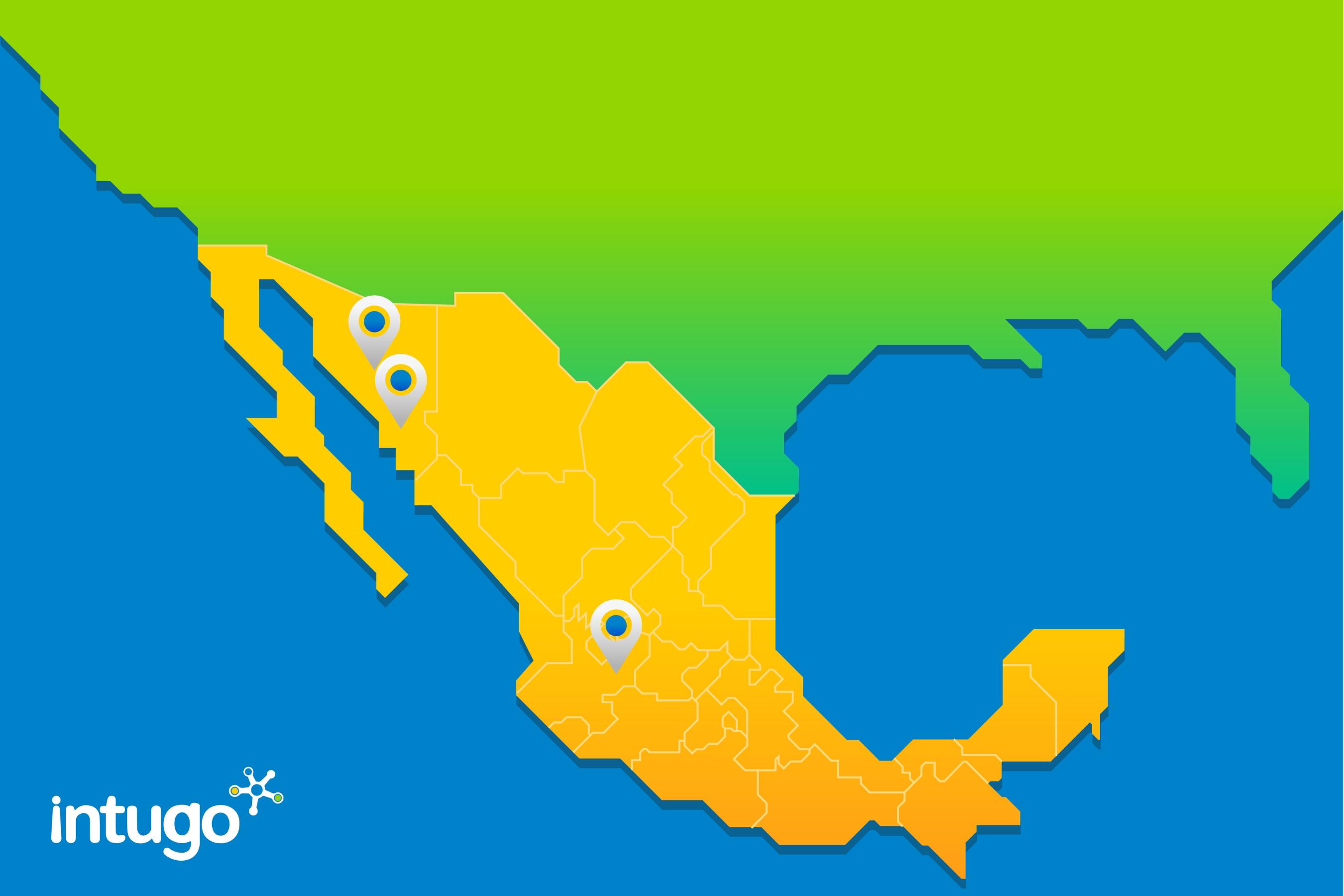 Intugo Map Locations